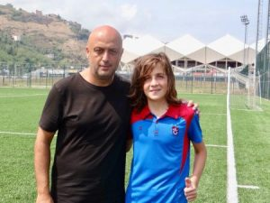 Ünye Futbol Kulübü'nden, Trabzonspor'a transfer oldu